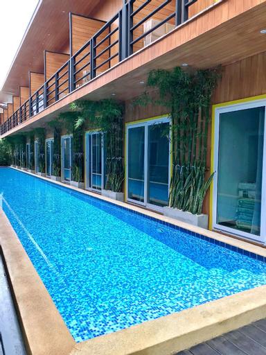 Resort V MRT Huai Khwang, Din Dang