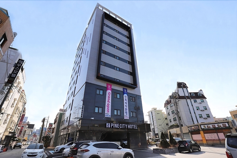 Gangneung Pine City Hotel, Gangneung