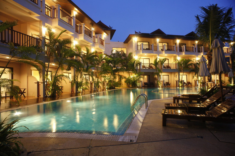 Fanari Khaolak Resort - Courtyard Zone, Takua Pa