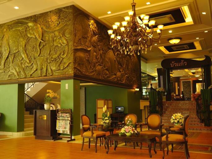 Chour Palace Hotel, Mae Sai