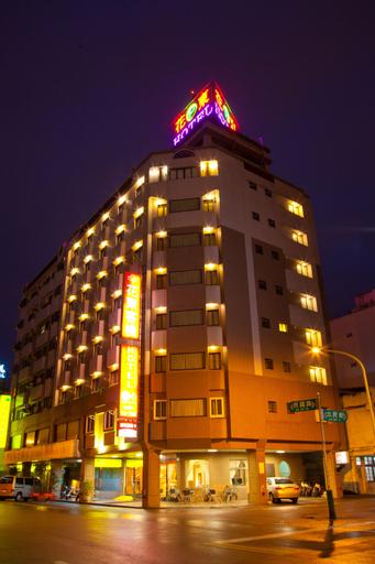 Hua Tong Hotel, Hualien