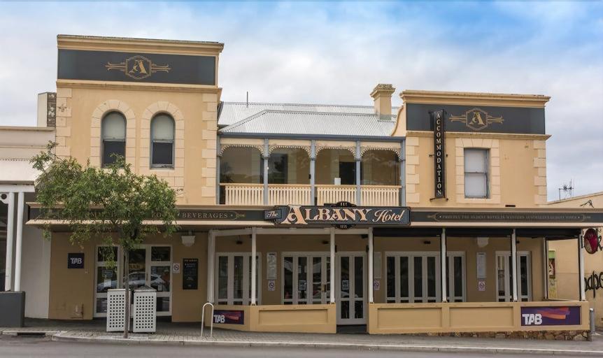 Albany Hotel, Albany