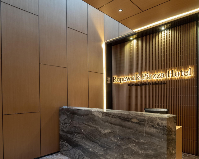 Ropewalk Piazza Hotel by PHC, Penang Island