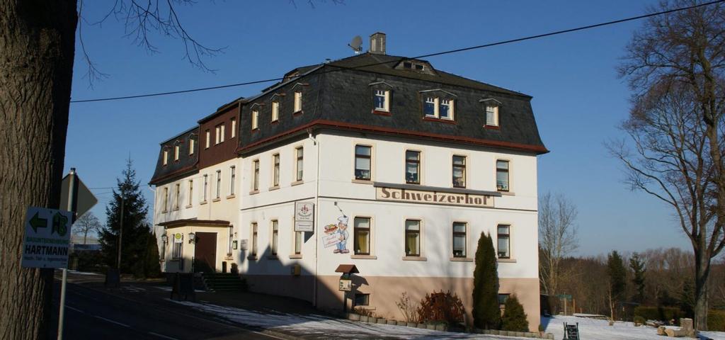 Gasthaus & Pension Schweizerhof, Mittelsachsen