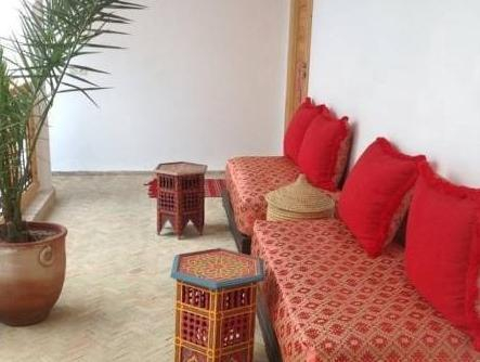 Riad Des Deux Palais (Pet-friendly), Marrakech