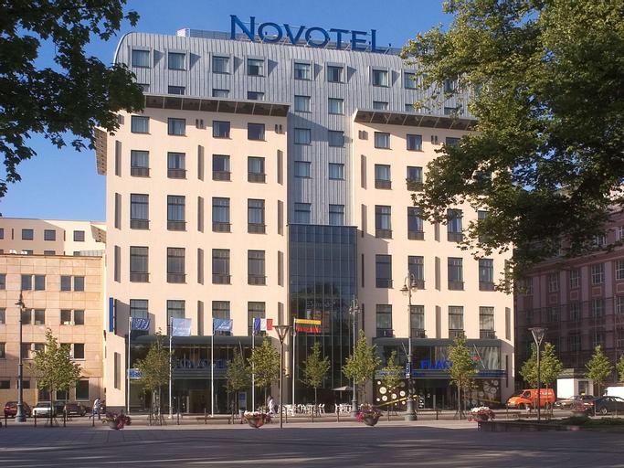 Novotel Vilnius Centre, Vilniaus