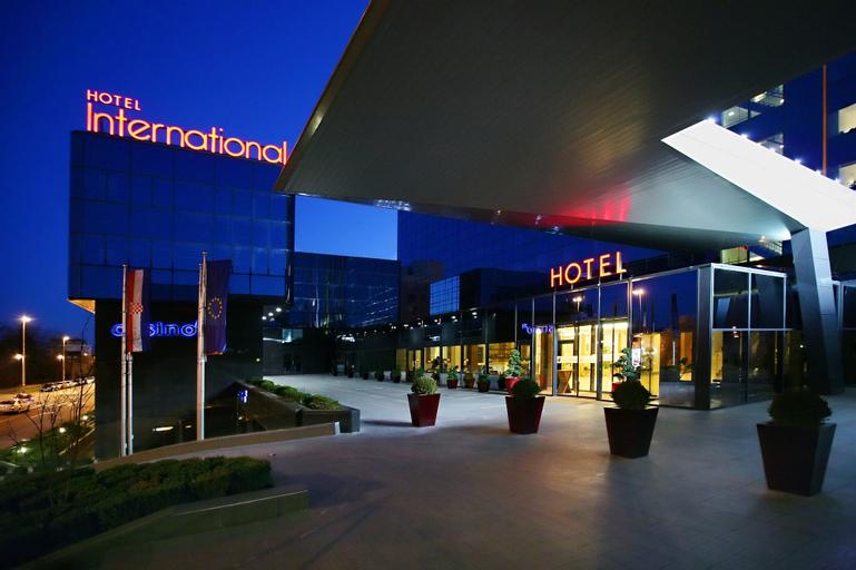 Hotel International, Zagreb