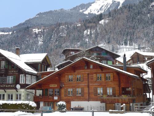 Apartment Grosshorn, Interlaken