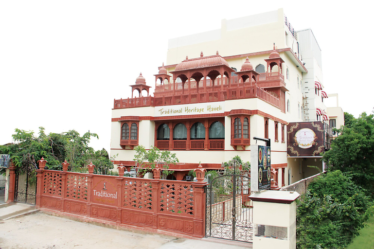 WelcomHeritage Traditional Haveli, Jaipur