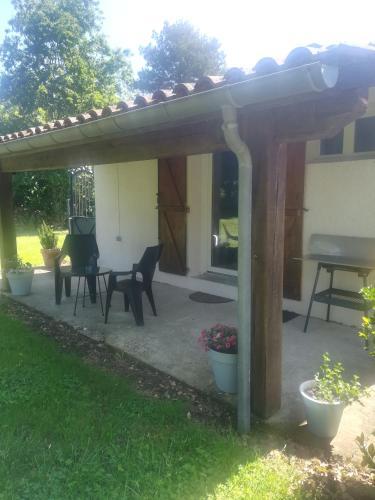 Studio avec jardin a 5 min du Parc Walibi, Lot-et-Garonne