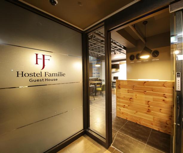 Hostel Familie Busan, Dong