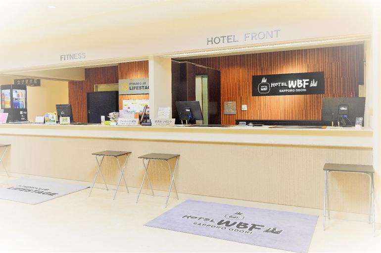 Hotel WBF Sapporo Odori, Sapporo