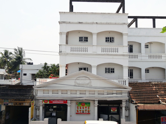 M S Residence, Ernakulam