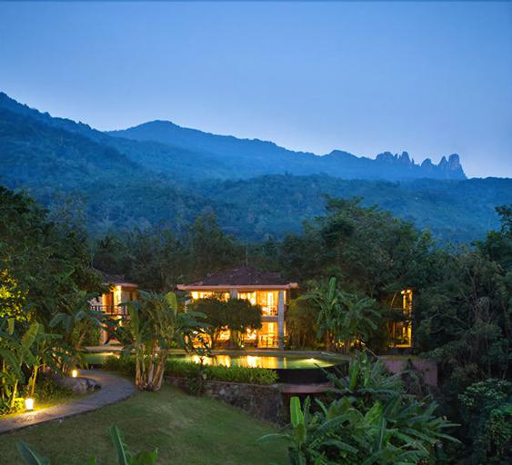 Narada Resort & Spa Qixian Mount Sanya, Hainan