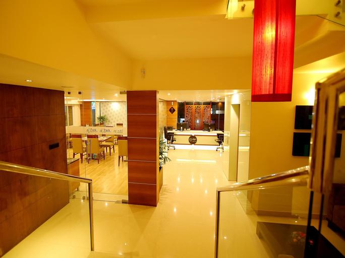 Oyo 1686 Park Connect Hotel, Ernakulam