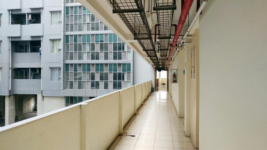 Best Location 2BR Menteng Square By Travelio, North Jakarta
