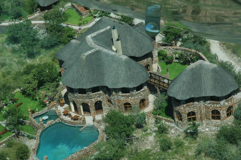 aha Eagle Tented Lodge & Spa Etosha, Kamanjab