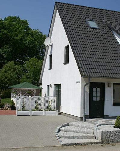 Ferienwohnung Am Schlosspark, Vorpommern-Rügen