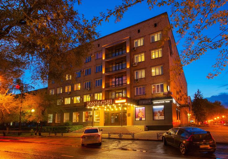 Hotel Khakasia, Minusinskiy rayon