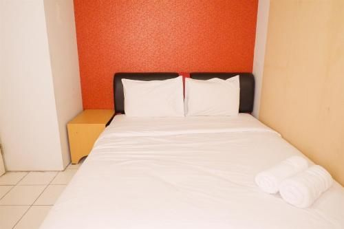 Comfortable at Gading Nias Apartment near to Kelapa Gading, North Jakarta