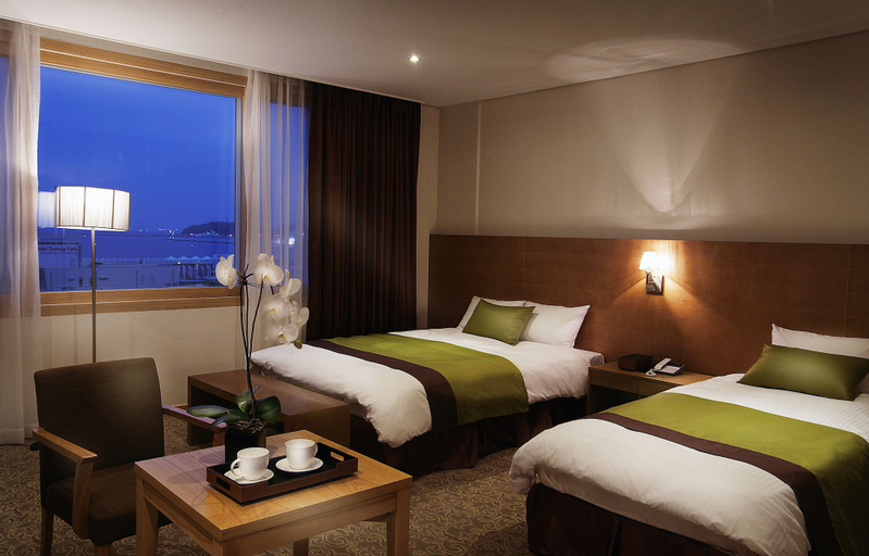 Y Ocean Tourist Hotel, Yeosu