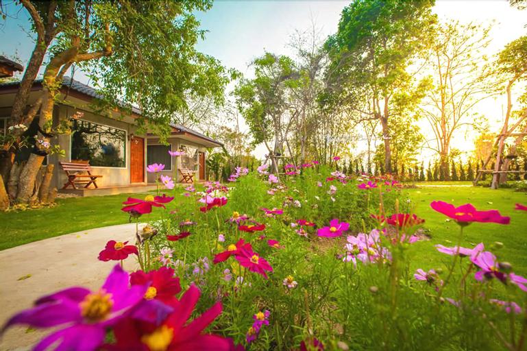 Villa De Bua Resort at Nan, Muang Nan