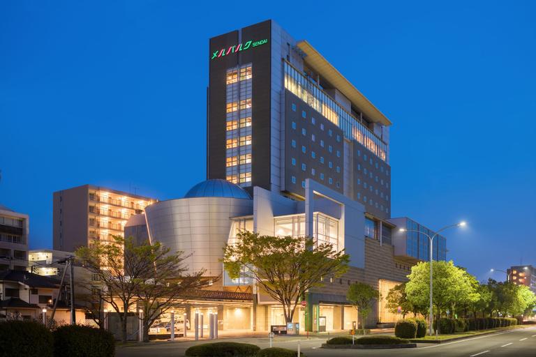 Hotel Mielparque Sendai, Sendai