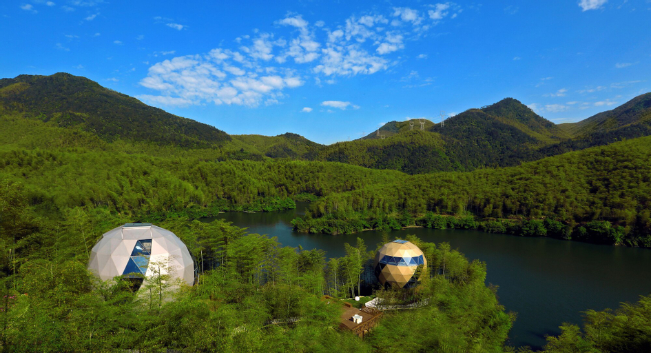 Planet Zero Retreat (Anji), Huzhou