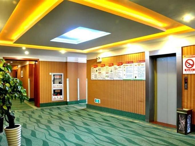 Greentree Inn Suzhou Wangting Zhanwang Business Hotel, Suzhou