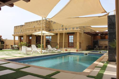 AlZaeem Resort Guest House, Al Masnaah