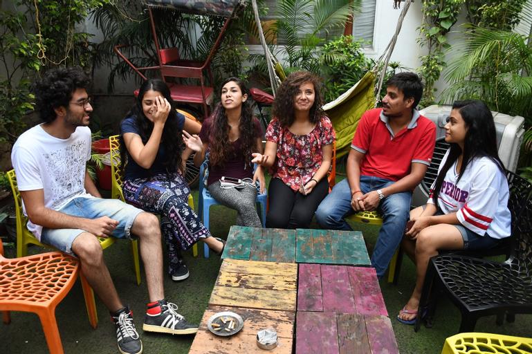 goStops Delhi (Stops Hostel Delhi), West