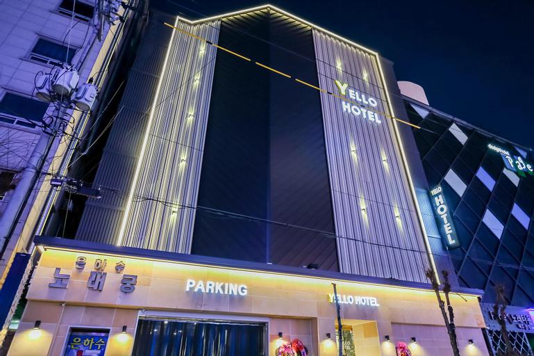 Yello Hotel, Cheongju