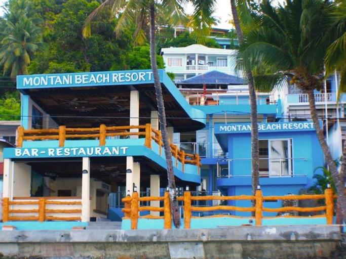 Montani Beach Resort, Puerto Galera