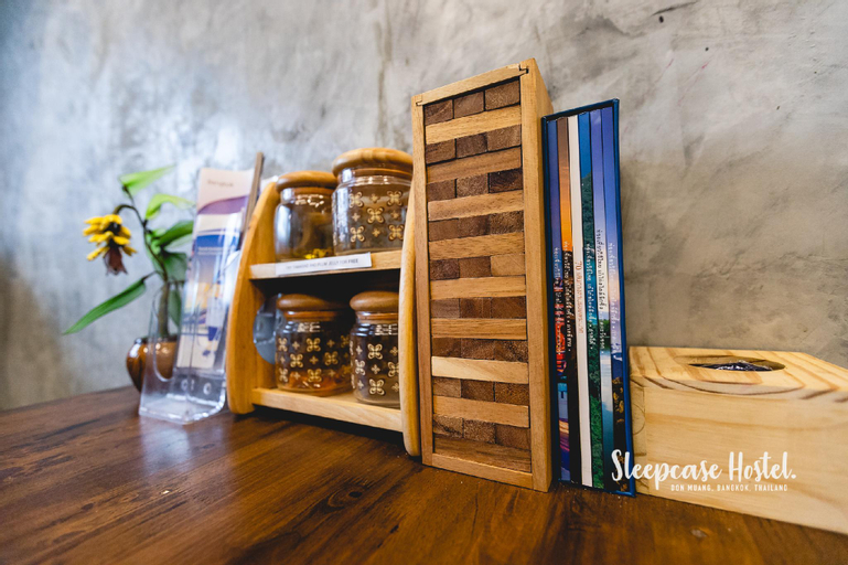 Sleepcase hostel, Don Muang