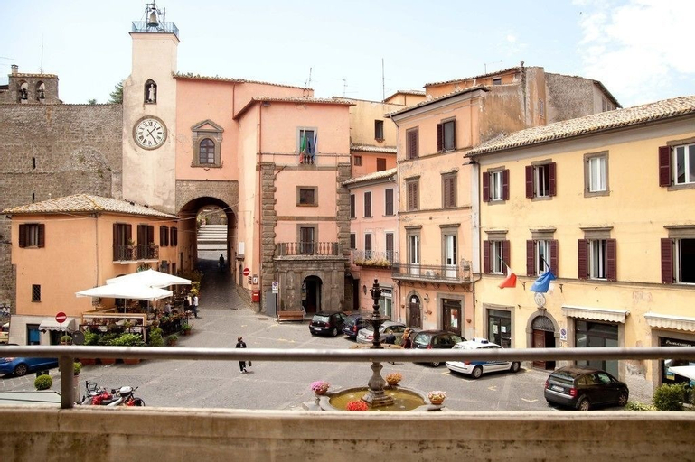Palazzo Frigo, Viterbo