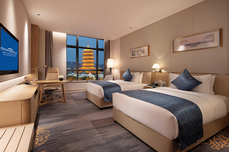 Howard Johnson by Wyndham Jimei Lake Plaza Xiamen, Xiamen