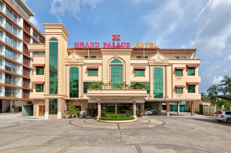 Grand Palace Hotel, Yangon-E