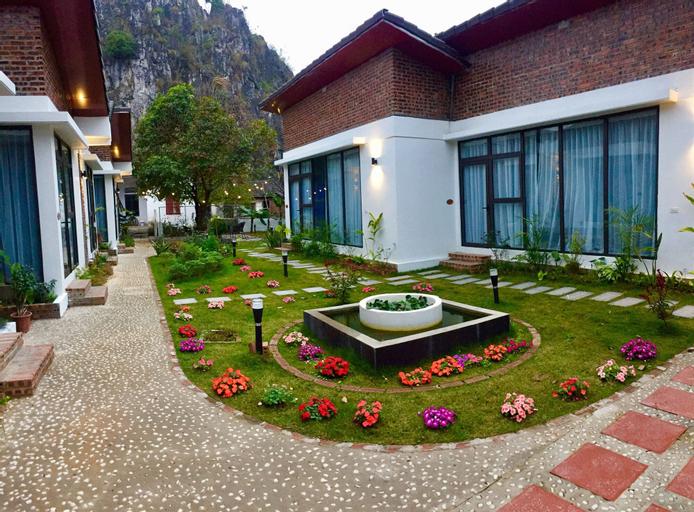 Tam Coc Boutique Garden, Hoa Lư