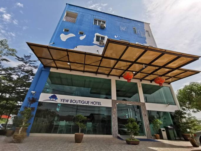 Yew Boutique Hotel, Hilir Perak