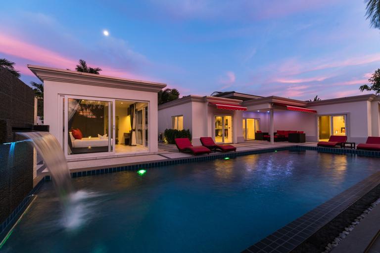Luxury Pool Villa 54, Bang Lamung