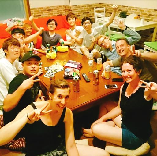 Fukuoka Guest House Little Asia Kokura - Hostel, Kitakyūshū