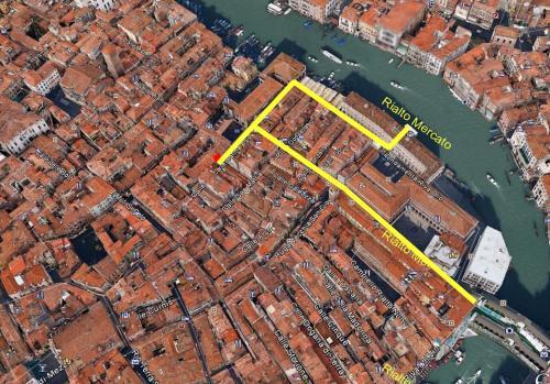 A Rialto, Venezia