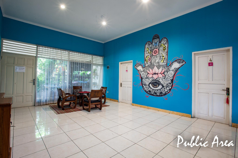 Happy Buddha Hostel, Yogyakarta