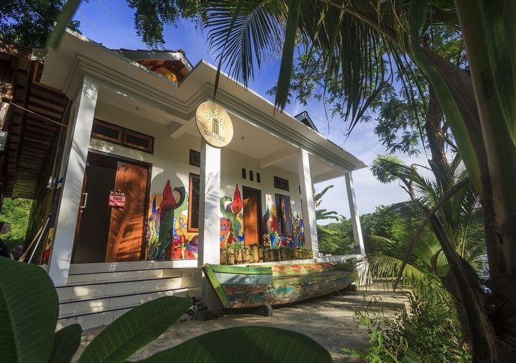 Dorme Tree Hostel Labuan Bajo, Manggarai Barat