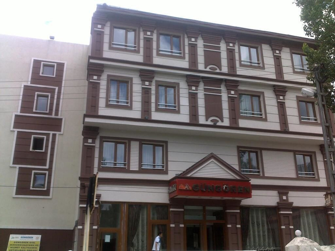 Gungoren Hotel, Merkez