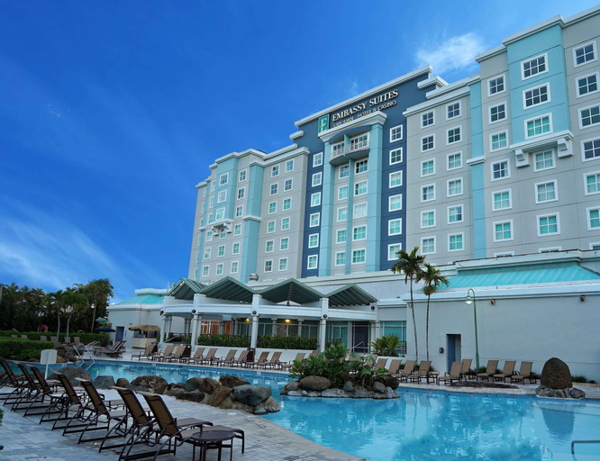 Embassy Suites by Hilton San Juan Hotel & Casino,