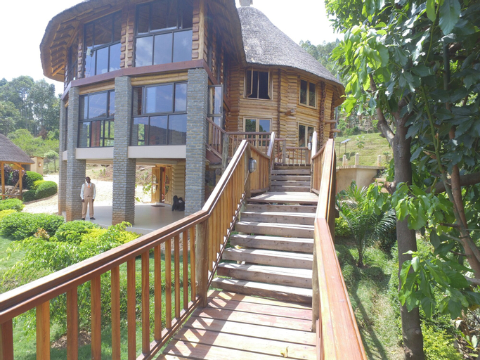 Trackers Safari Lodge Bwindi, Kinkiizi