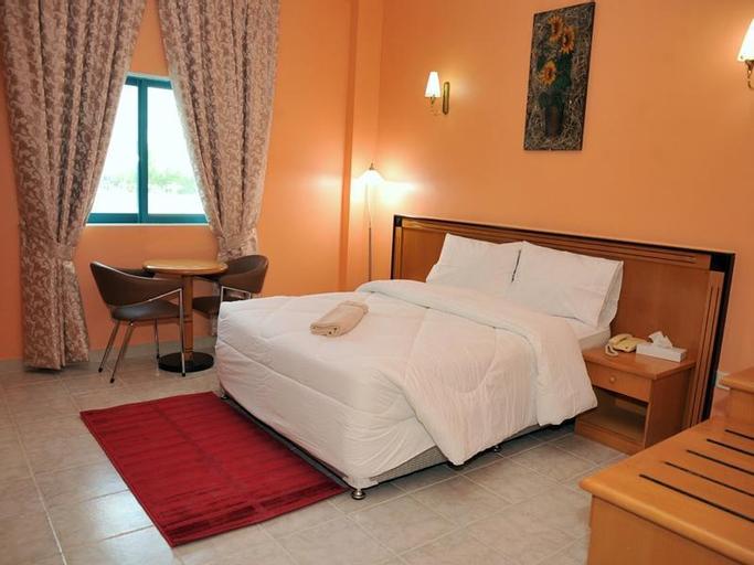 Dubai Youth Hotel,