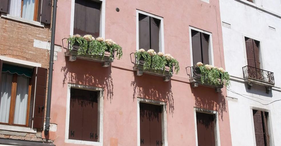 Casa delle Ortensie, Venezia
