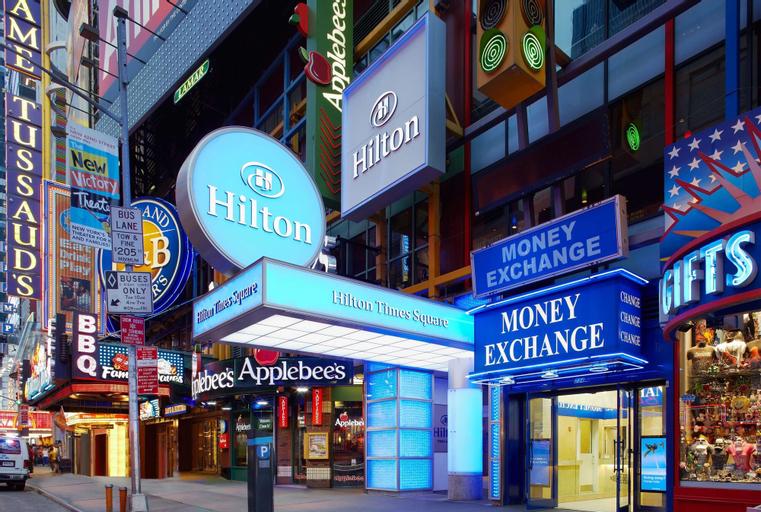 Hilton Times Square, New York